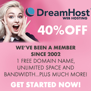 50% Off DreamHost
